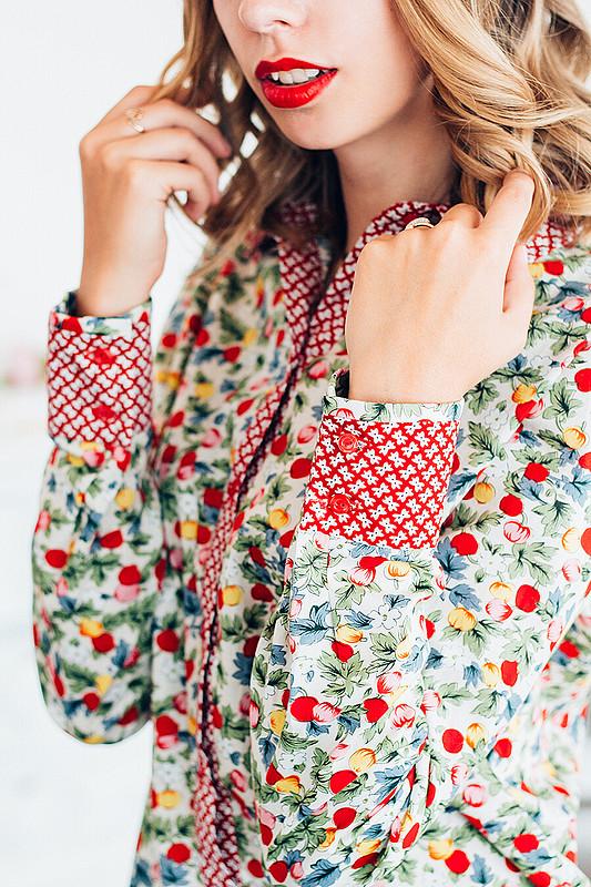 Коллекция рубашек от Мила-Полька