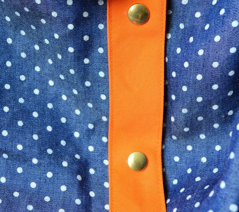 Оранжевая линия
