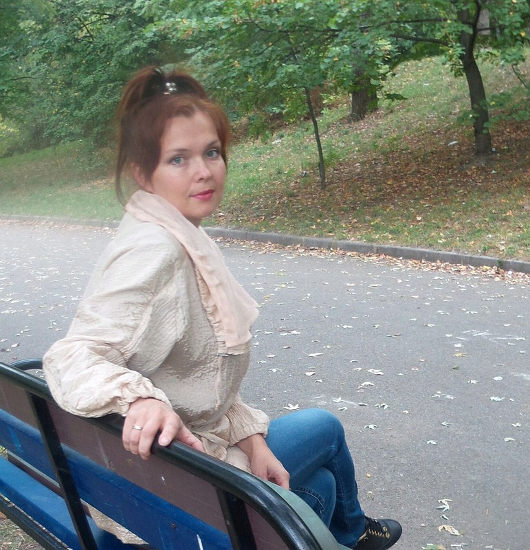 Гламурная парка) от MarinaFranchuk