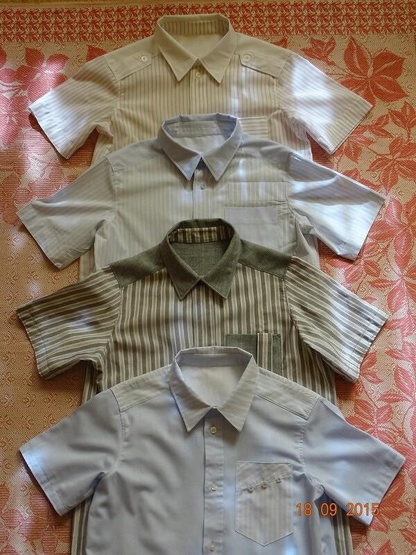 Школьный гардероб: рубашки икардиган дляпятиклассника