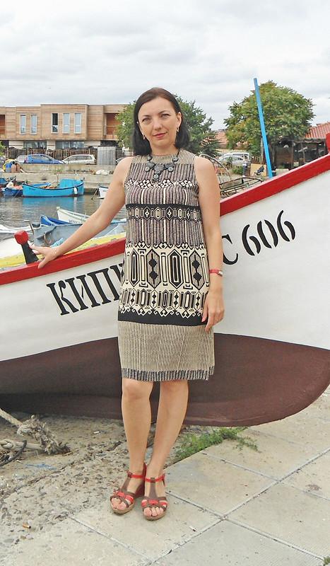 Многострадальное платье