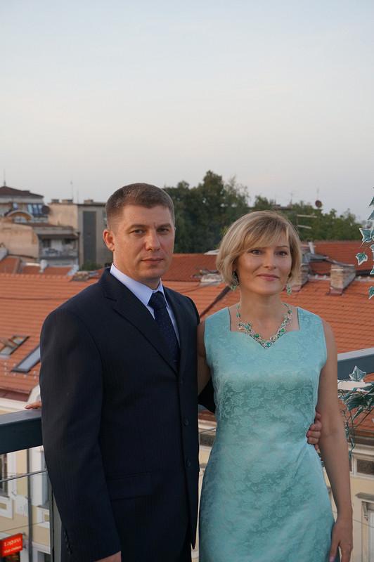 Свадебное, но неневеста))) от шитьЛюблю