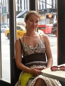 Работа с названием Платье Jill Stuart из 4/2015