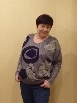 Работа с названием Хулиганский пуловер