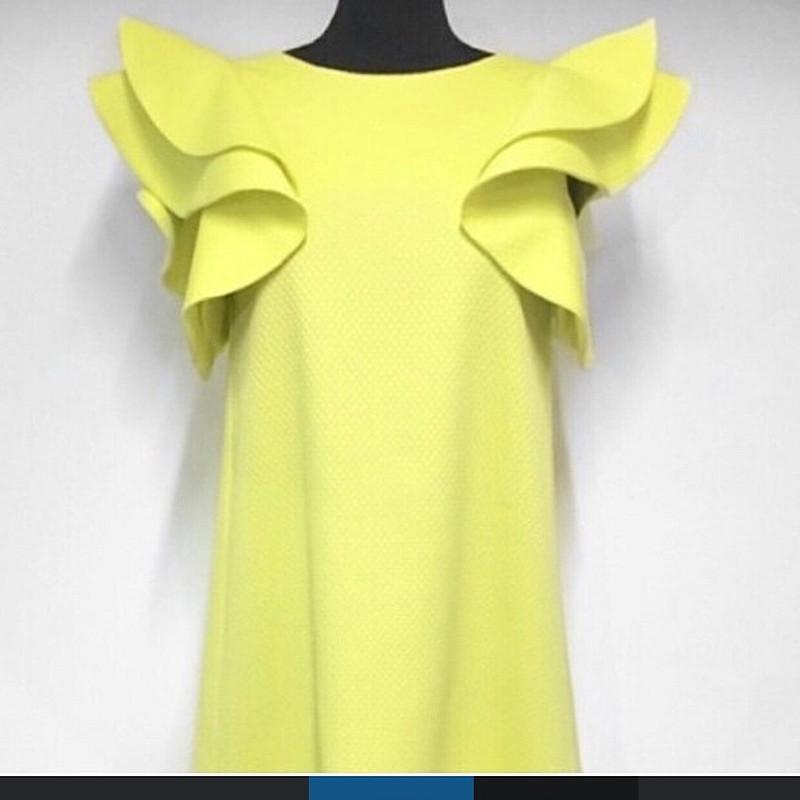 Платье скрылышками от ollas