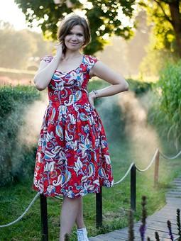 Работа с названием Супер платье для лета