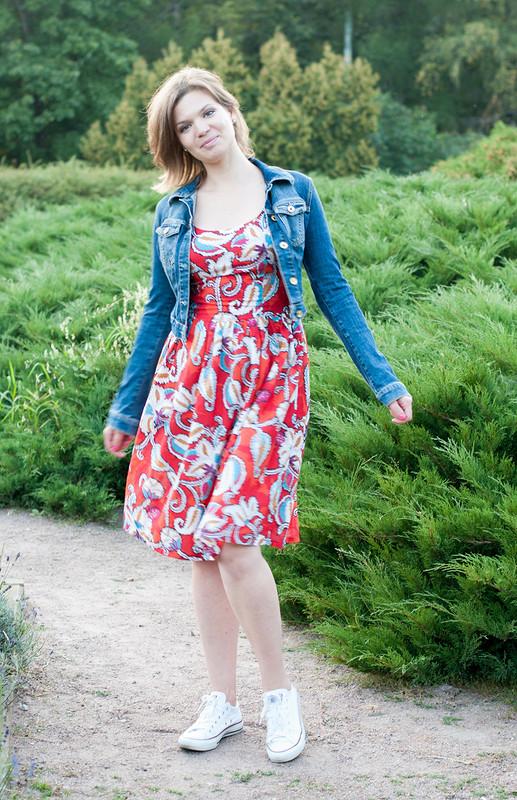 Супер платье длялета