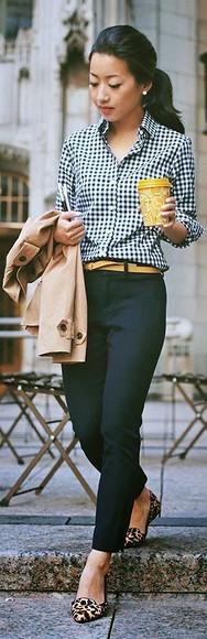Модная классика: клетчатая рубашка снова втренде