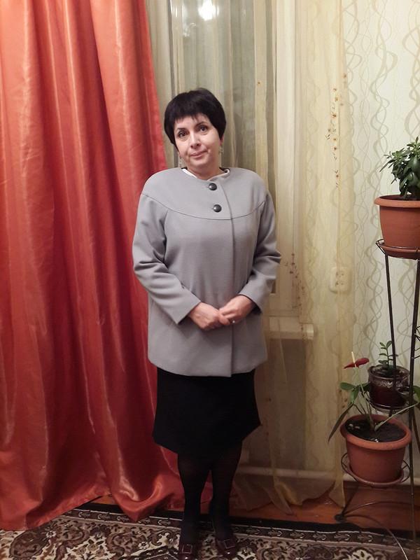 Новое пальто постарому журналу от angel_70