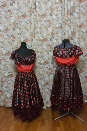 Одиннадцать кубинских костюмов от Astra_batik