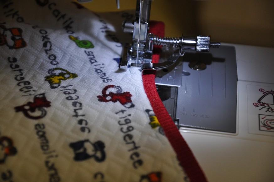 Как сшить детское платье-тунику за