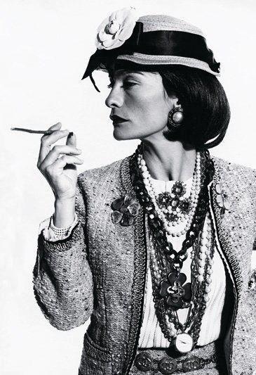10 модных советов отКоко Шанель