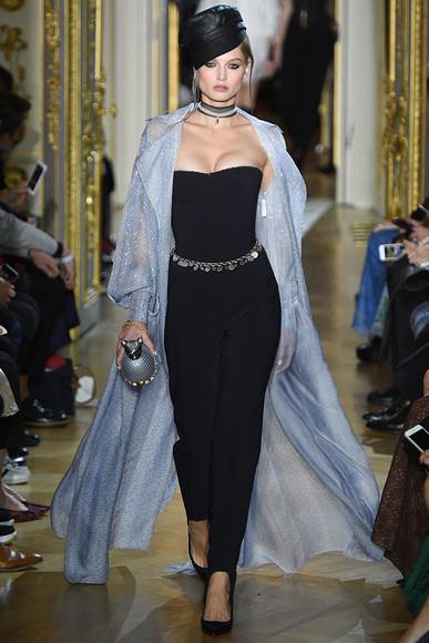 Неделя высокой моды вПариже: Ульяна Сергеенко представила свою коллекцию весна-лето 2016