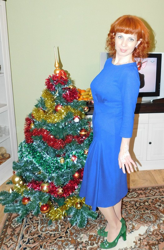Платье декабря 2015 года