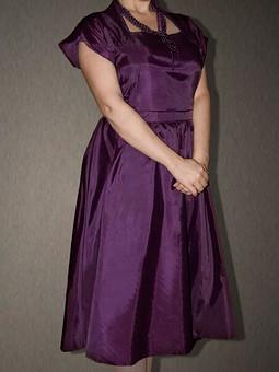 Работа с названием Пробное платье