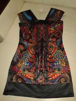 Работа с названием Ещё одно любимое платье
