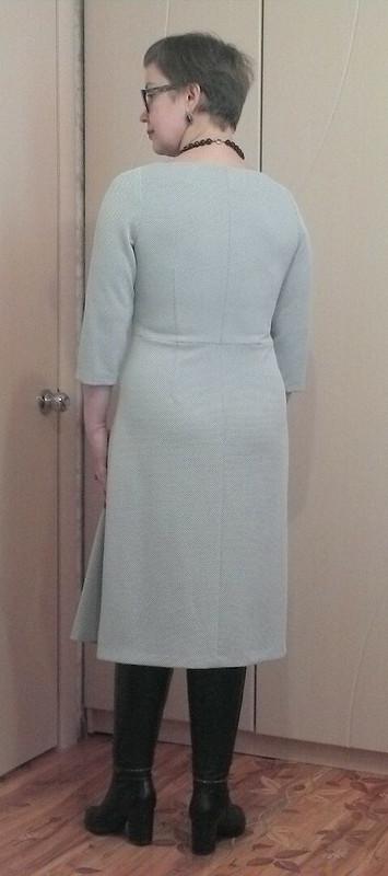 Белое платье длявысоких