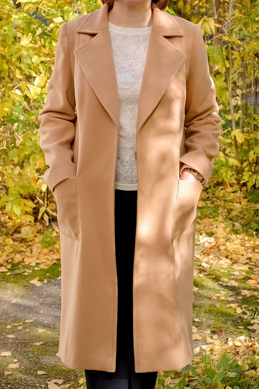 Пальто долгожданное