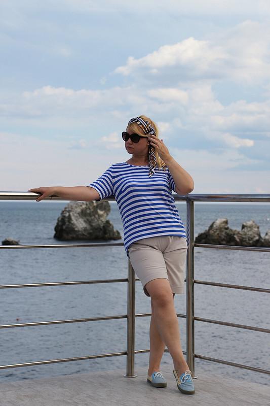 Отпуск вКрыму. Морская униформа 2