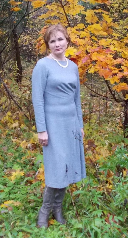 Платье назиму