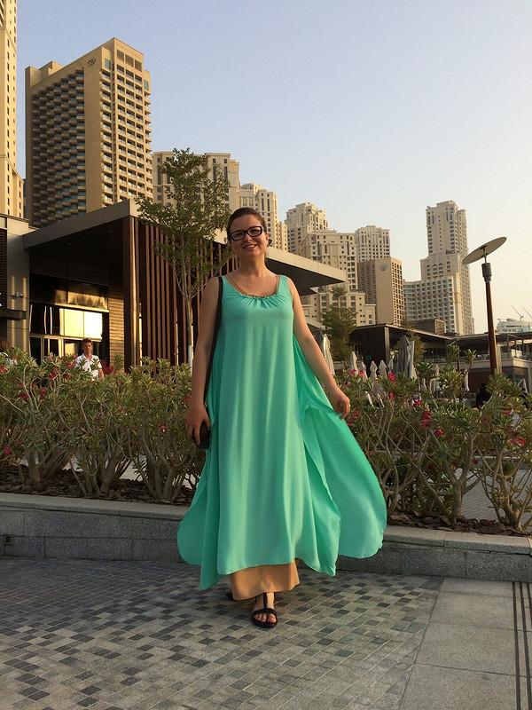 Платье дляЭмиратов