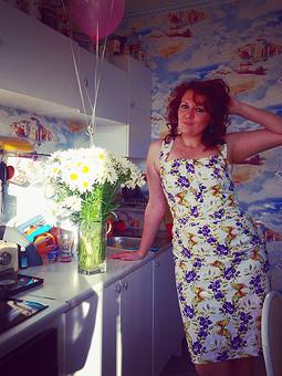 Работа с названием 30-летние платье