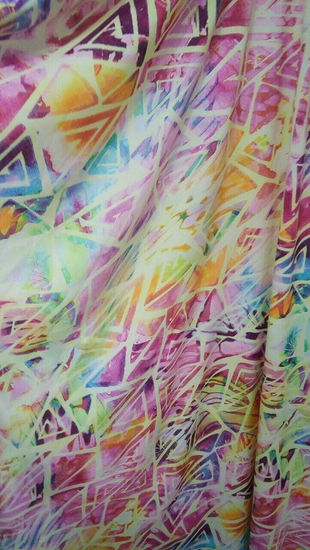 Платье влюбимых цветах