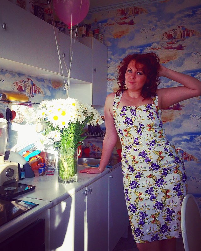 30-летние платье