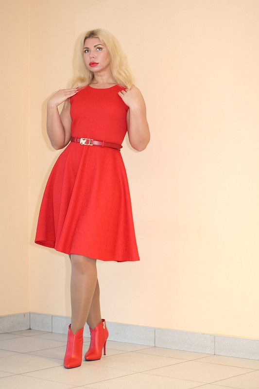 Total red
