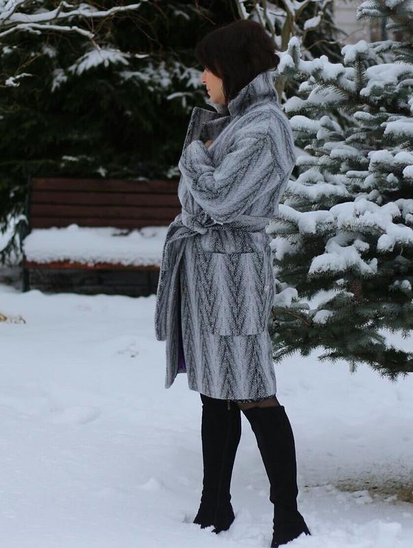 Пальто обычное , но мной любимое