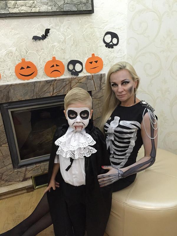 Платье наХеллоуин от Ирина Хвастунова