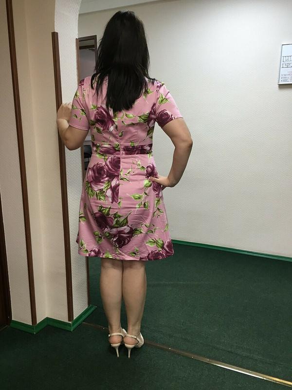 Платье «Винтажные розы»