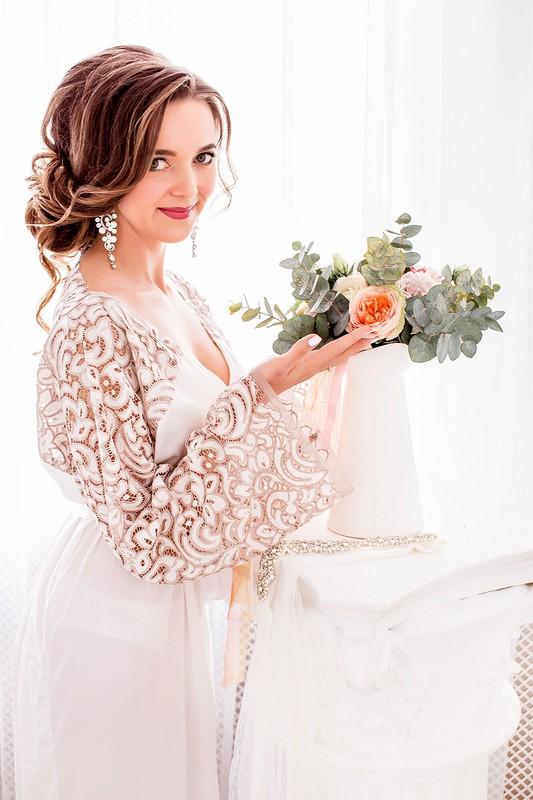Нежность утра невесты