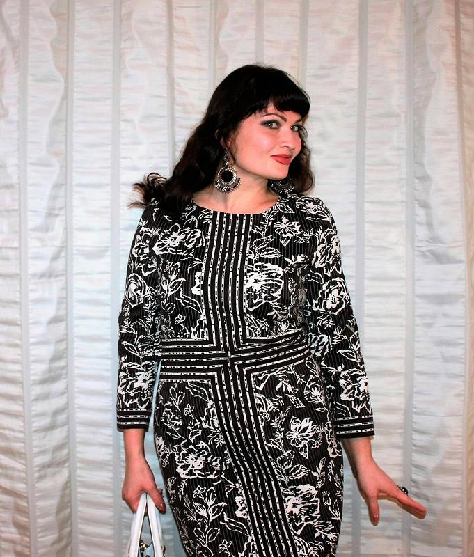 Пифагорово платье:)