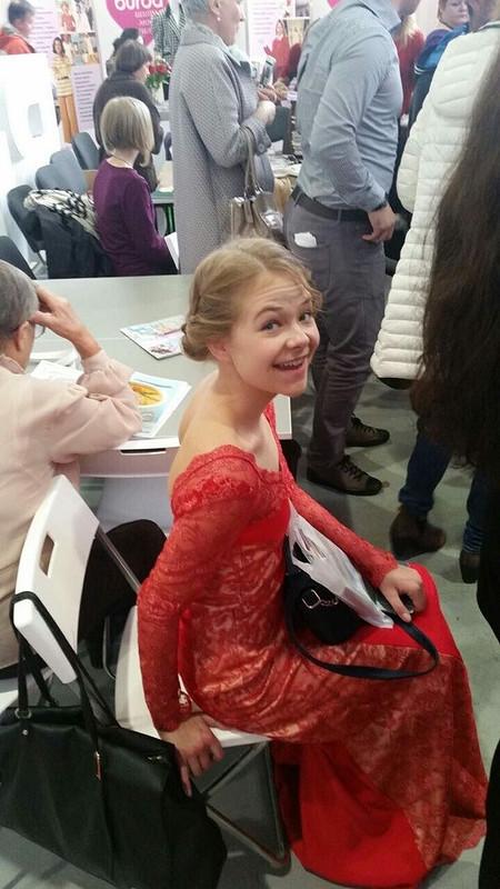 Платье от AnnaKraft