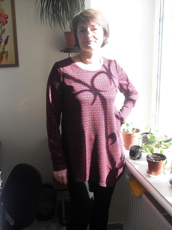 Удобный повседневный пуловер от Elena_mur