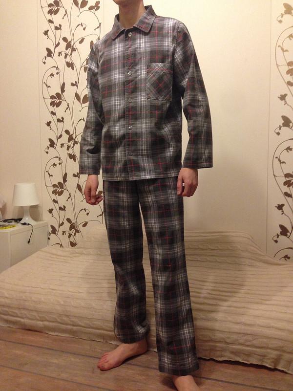 Тёплая пижама длямужа