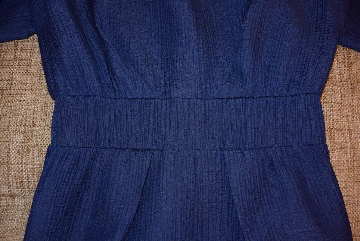 Платье срезинкой от Masher