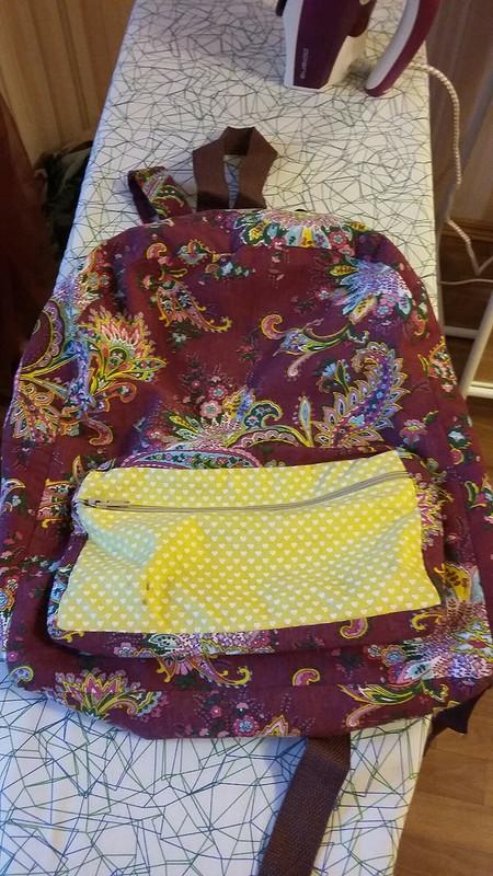 Рюкзак дляпутешествий ипляжа
