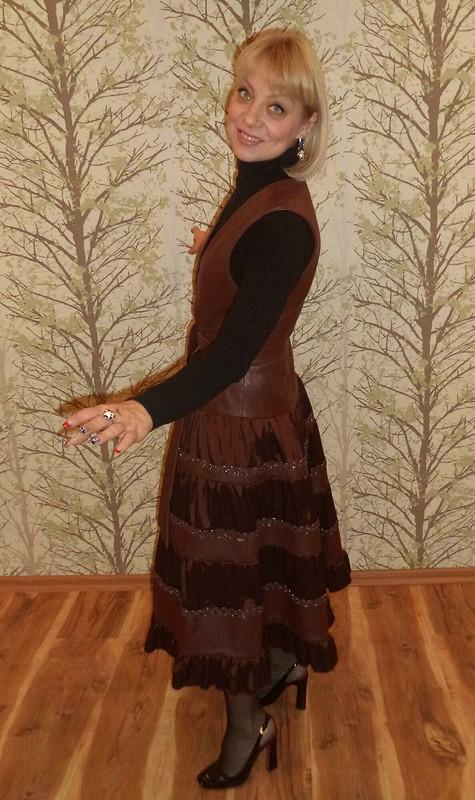Хоровод сgri331 или кожаный сарафан