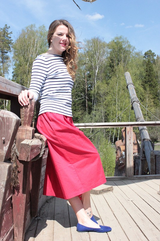 Юбка-брюки от Natalya_Mill