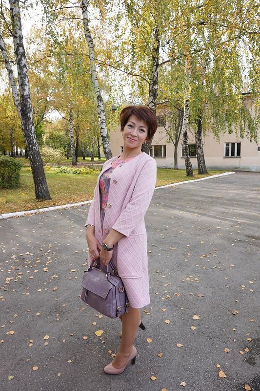 Золотая осень ...в розовом цвете