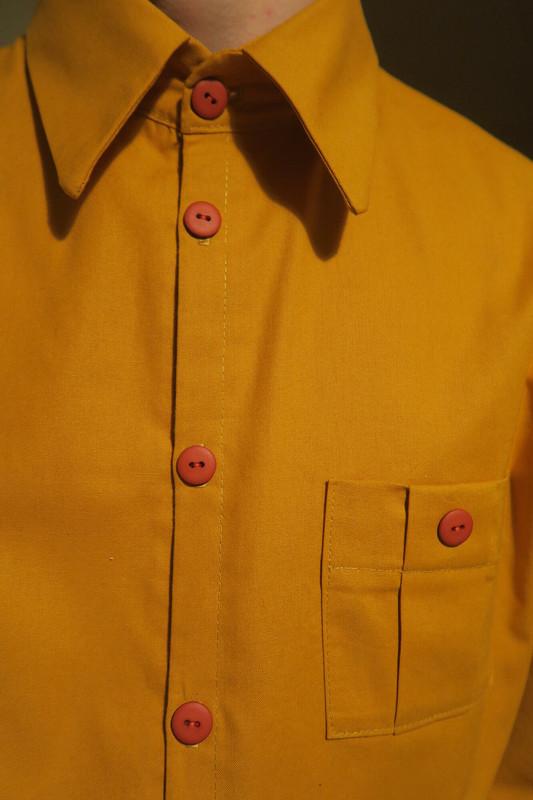 Рубашка мужу от SuvAnna