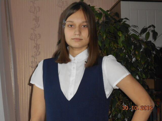 Школьный сарафан от lara39