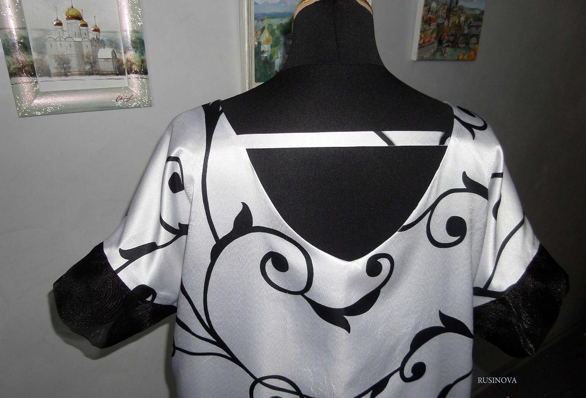 Платье «BLACK & WHITE» от rusinova