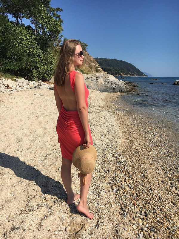 Лето. Солнце. Пляж