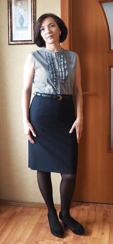 Блузка от Ирина Шмидт