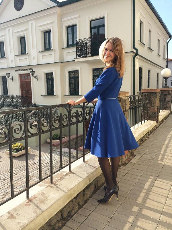 Мое идеальное платье от NataliPortman