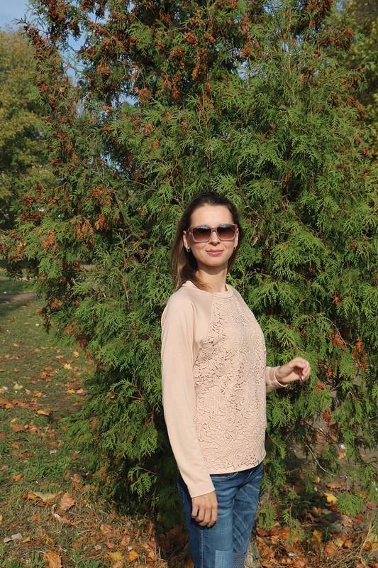 Кружево осенью