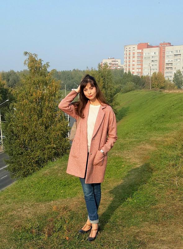Первое пальто